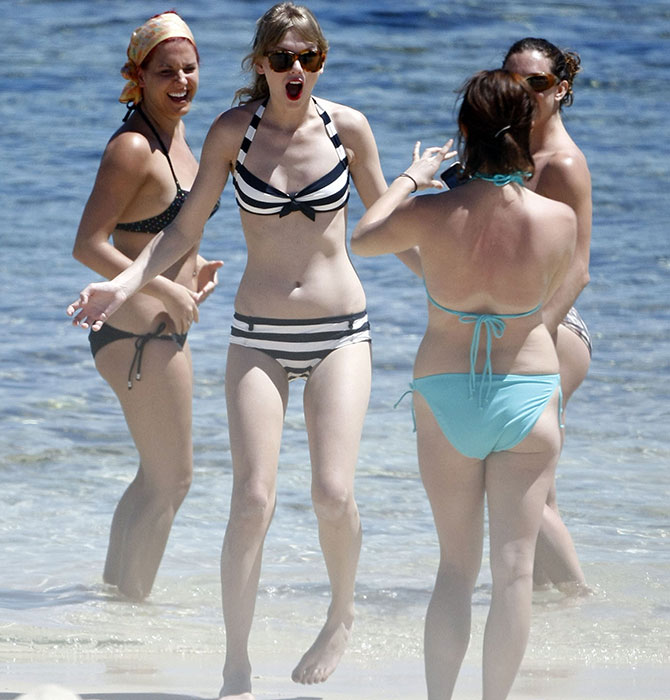 Which bikini you should rock to best suit your shape ...