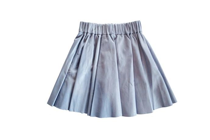 "Skirt, $590, Fur Elise, <a href=""http://furelise.com.au"">furelise.com.au</a>"