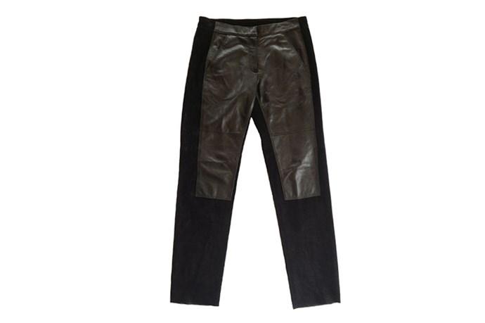 "Pants, $177, Fur Elise, <a href=""http://furelise.com.au"">furelise.com.au</a>"