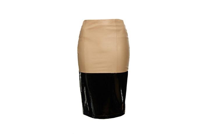"""Skirt, $167, ASOS, <a href=""""http://asos.com/au"""">asos.com/au</a>"""