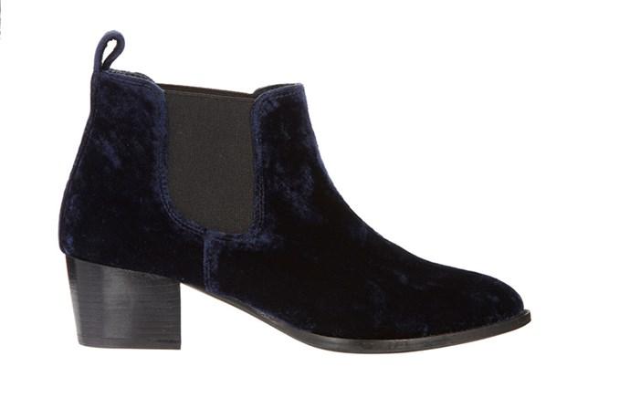 """Boots, $97, Asos, <a href=""""http://www.asos.com/au"""">asos.com/au </a>"""