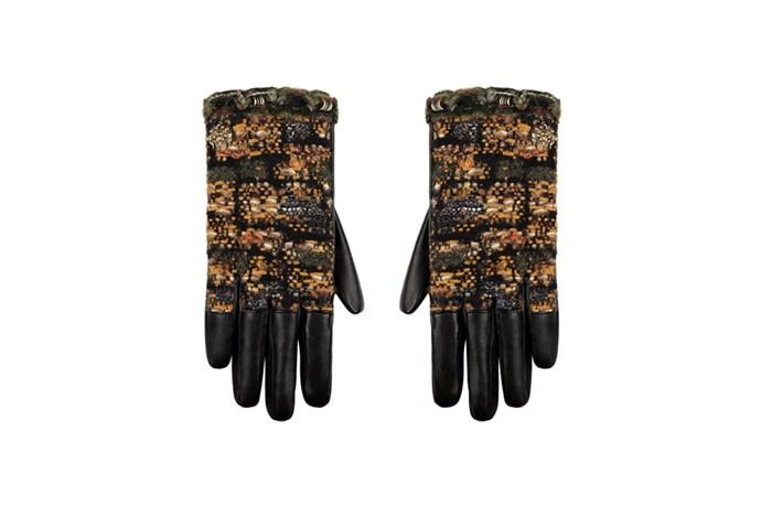 Gloves, $1290, Chanel, 1300 242 635