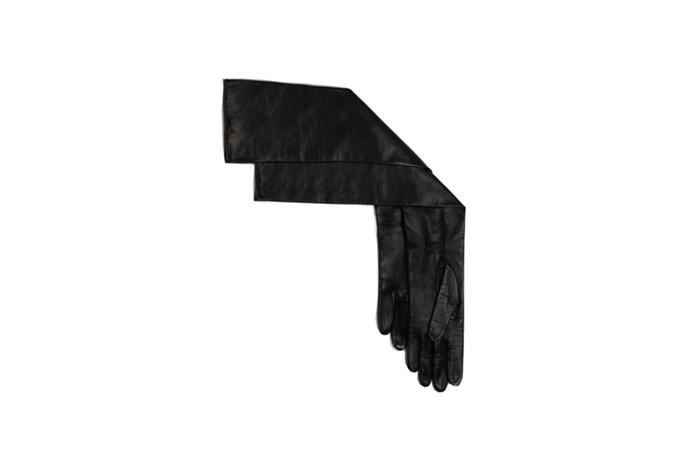 Gloves, $695, Bally, 1800 781 851
