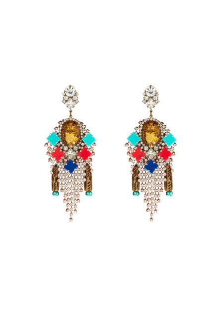 Earrings, $53, ASOS, asos.com/au
