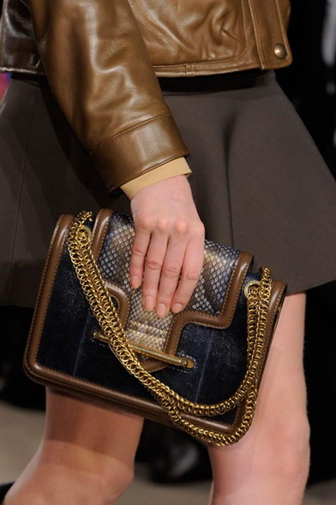 Belstaff handbag autumn/winter 13-14