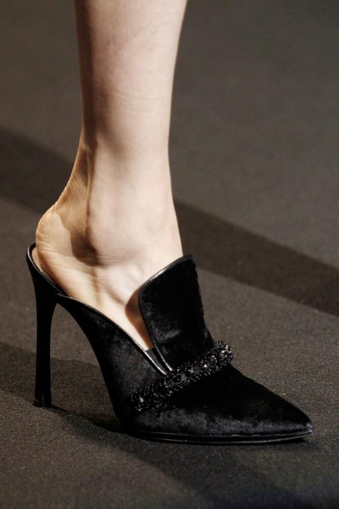 Alberta Ferretti shoes autumn/winter 13-14