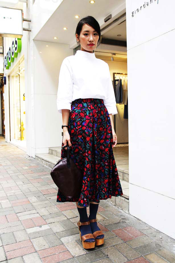 Street Style Hong Kong Elle