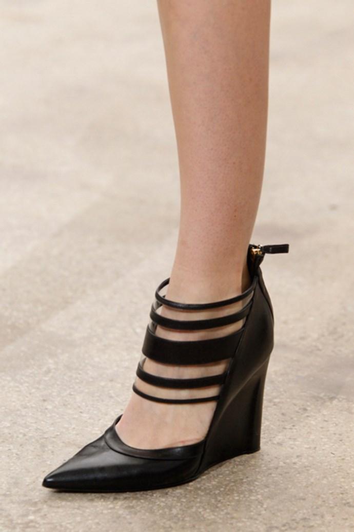 Derek Lam shoes autumn/winter 2013