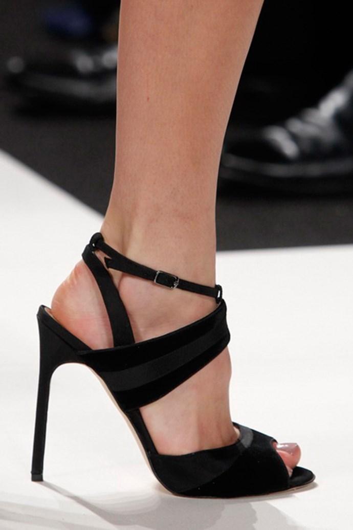 Carolina Herrera shoes autumn/winter 2013