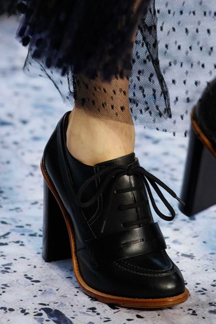 Chloé shoes autumn/winter 2013