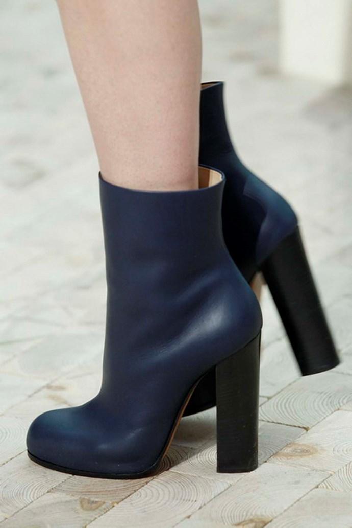 Céline shoes autumn/winter 2013
