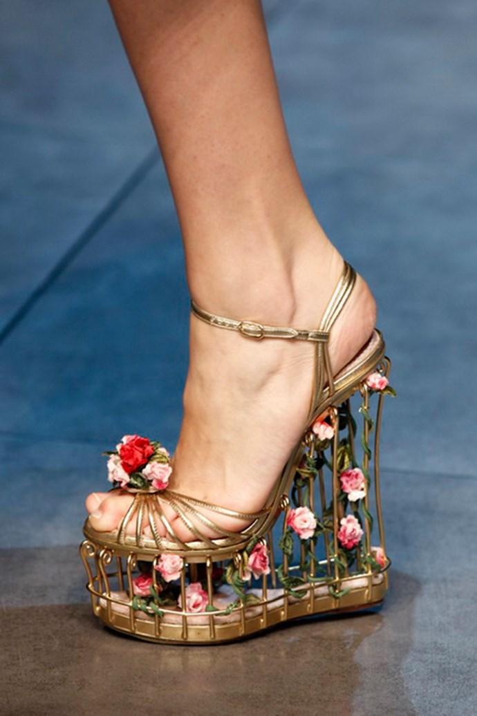 Dolce & Gabbana shoes autumn/winter 2013