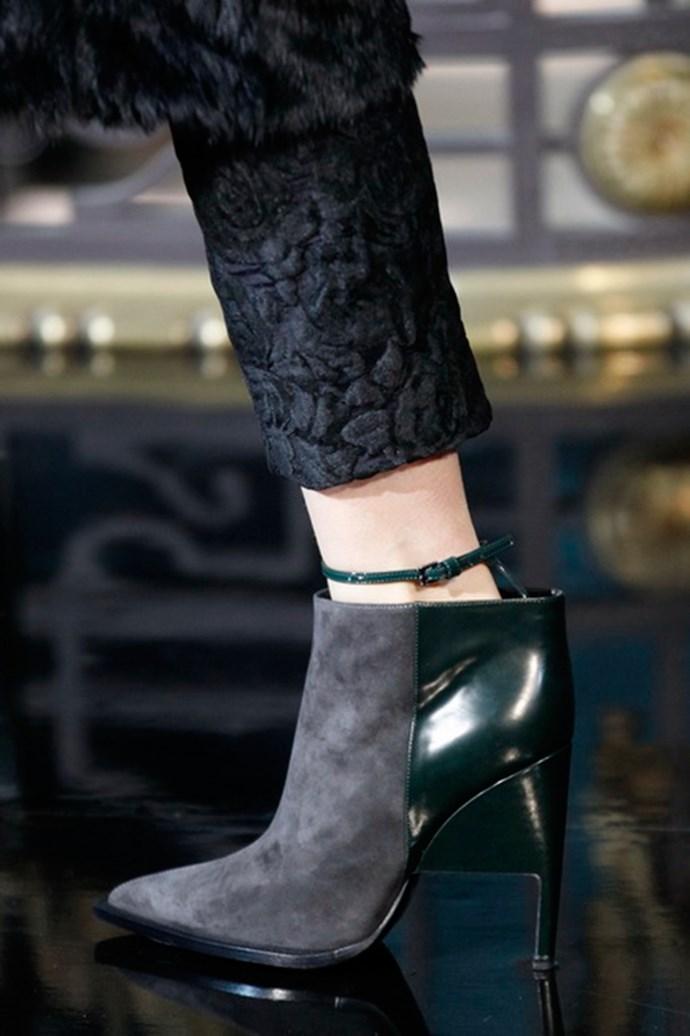 John Galliano shoes autumn/winter 2013
