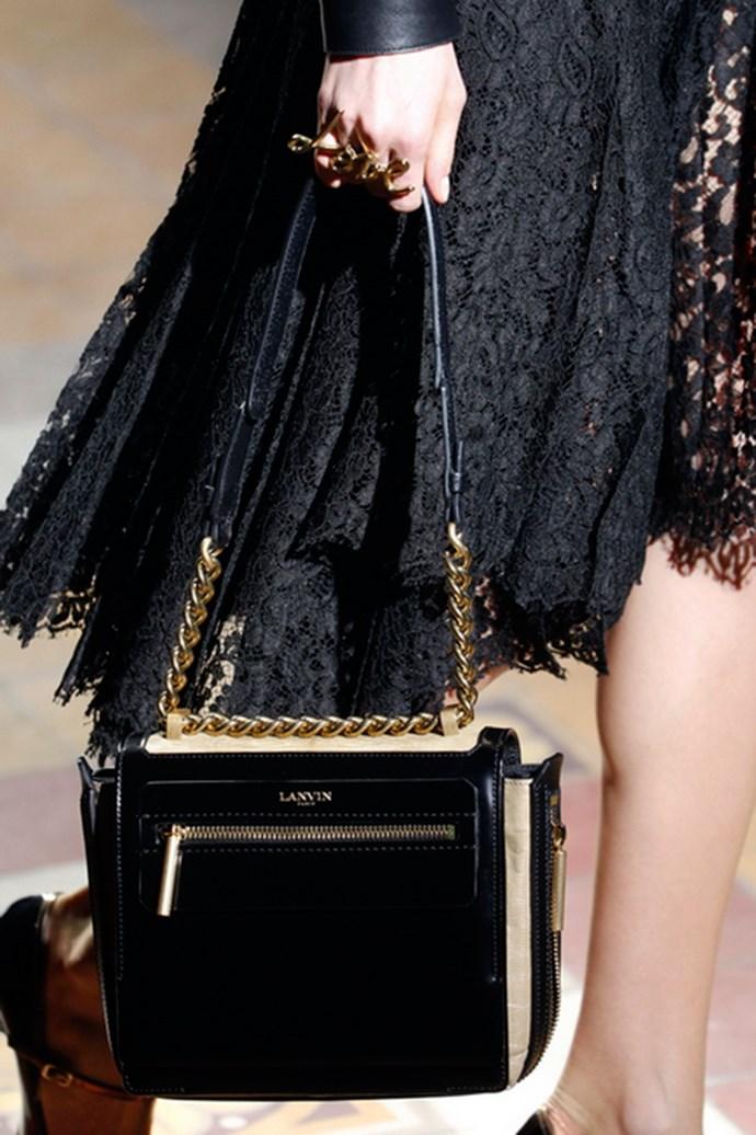 Lanvin handbag autumn/winter 2013