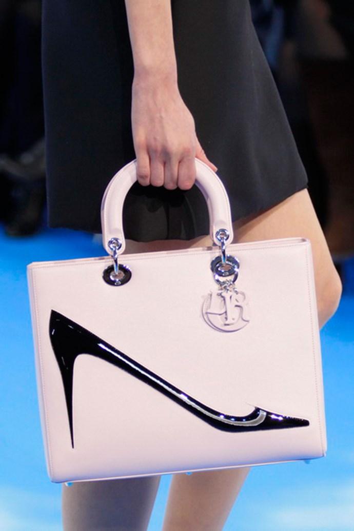 Christian Dior handbag autumn/winter 2013