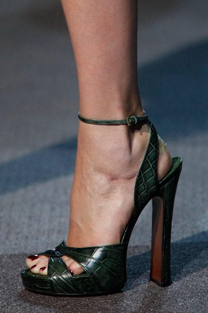 Louis Vuitton shoes autumn/winter 2013