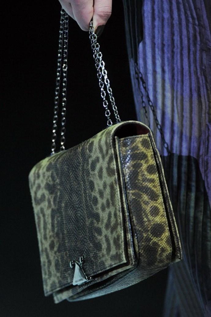 Emporio Armani handbag autumn/winter 2013