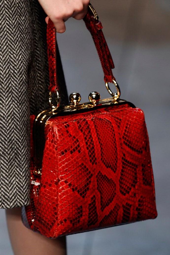 Dolce & Gabbana handbag autumn/winter 2013
