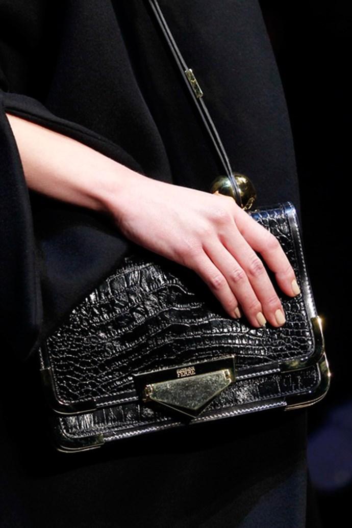 Gianfranco Ferre handbag autumn/winter 2013
