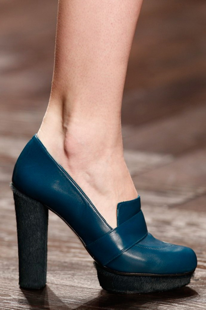 Emilio de la Morena shoes autumn/winter 2013