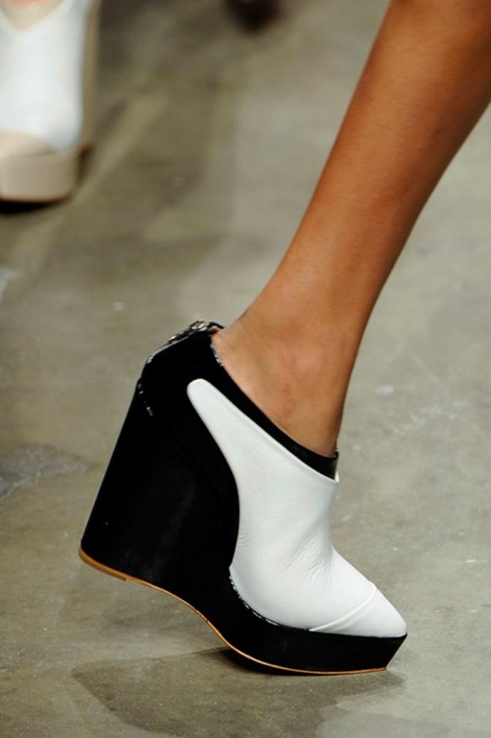 Karen Walker shoes autumn/winter 2013