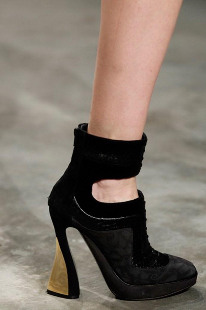 Peter Pilotto shoes autumn/winter 2013