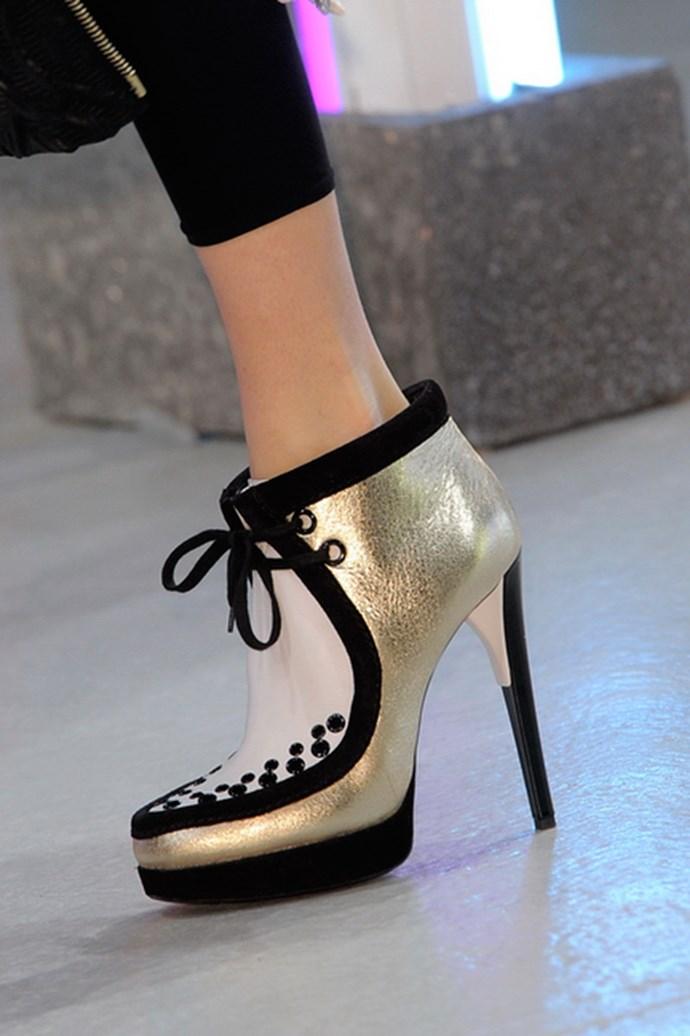 Rodarte shoes autumn/winter 2013
