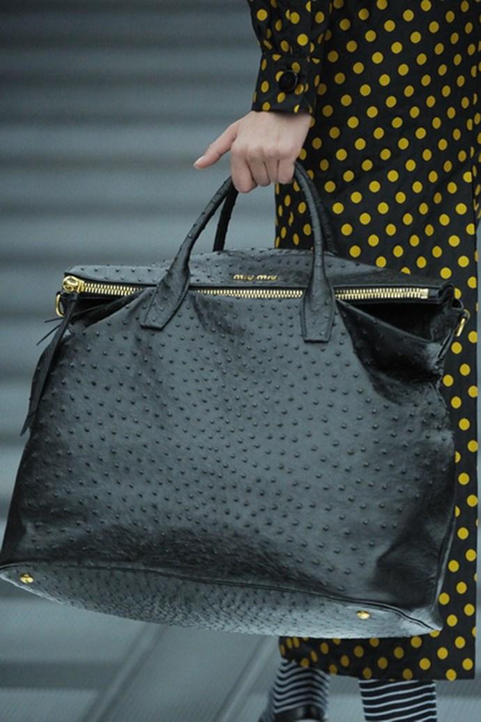 Miu Miu handbag autumn/winter 2013