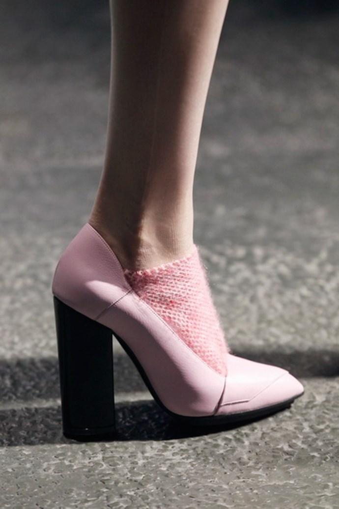 Sonia Rykiel shoes autumn/winter 2013