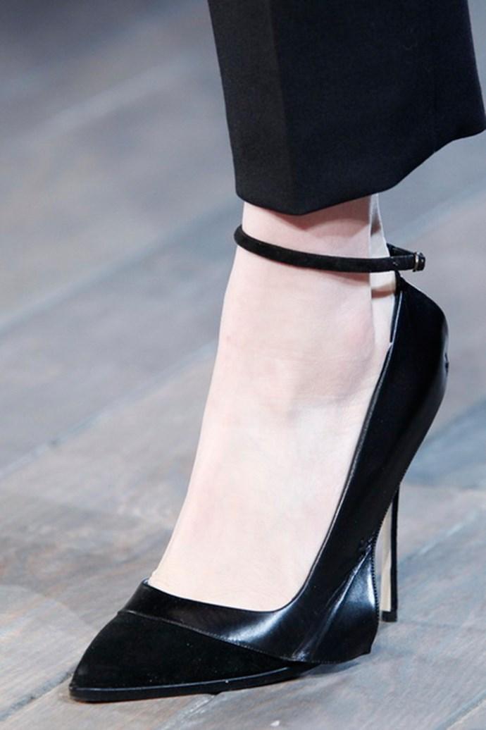 Victoria Beckham shoes autumn/winter 201