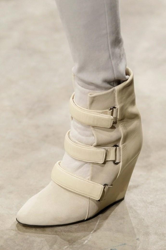 Isabel Marant shoes autumn/winter 2013