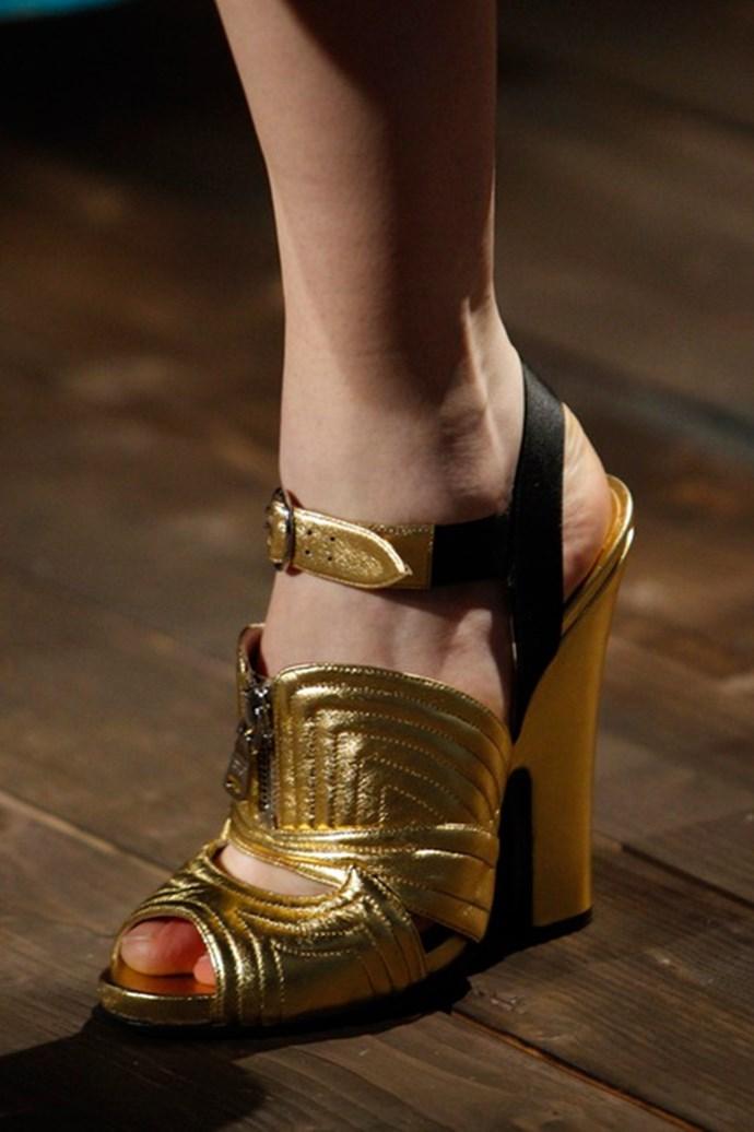 Prada shoes autumn/winter 2013