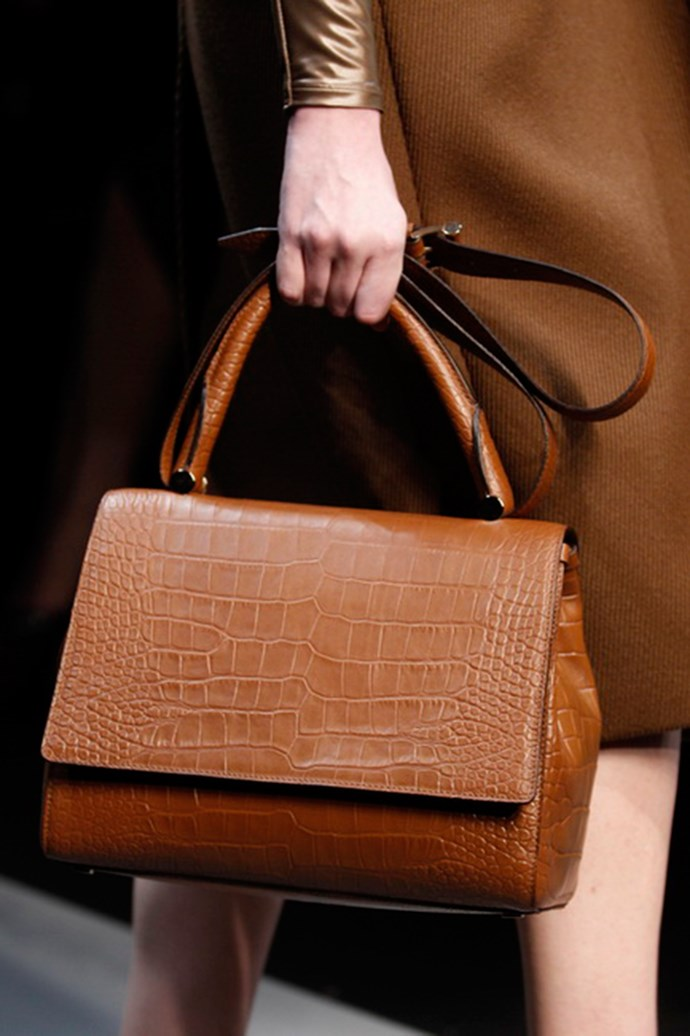 MaxMara handbag autumn/winter 2013