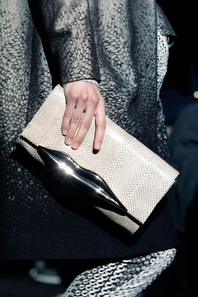 Diane Von Furstenberg handbag autumn/winter 2013