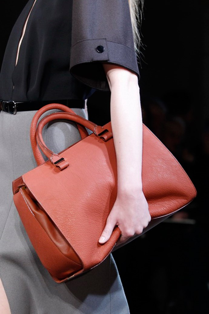 Victoria Beckham handbag autumn/winter 2013