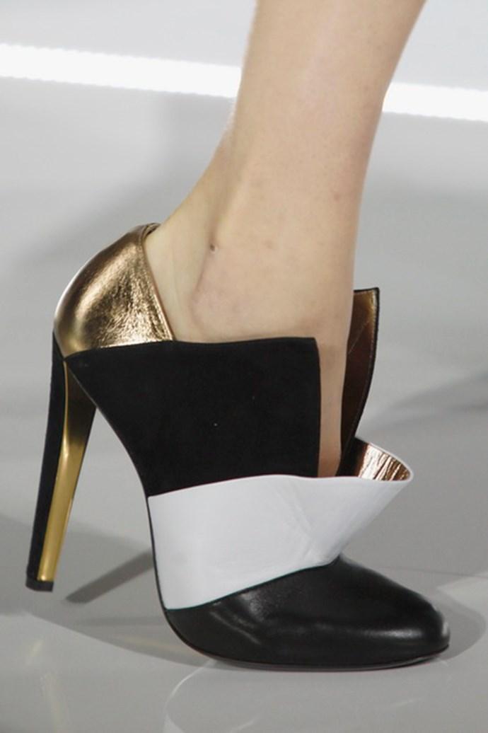 Vionnet shoes autumn/winter 2013