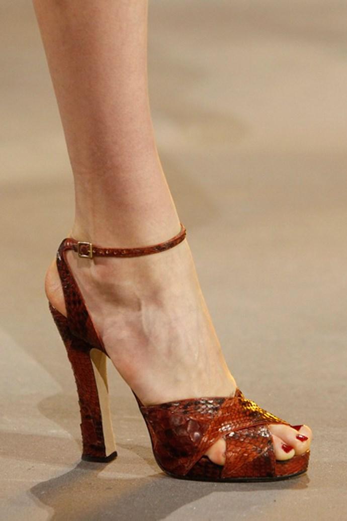 Marc Jacobs shoes autumn/winter 2013
