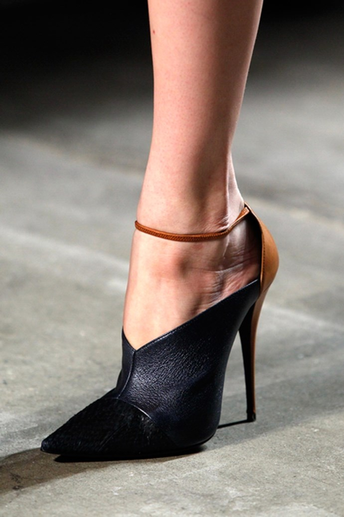 Narciso Rodriguez shoes autumn/winter 2013