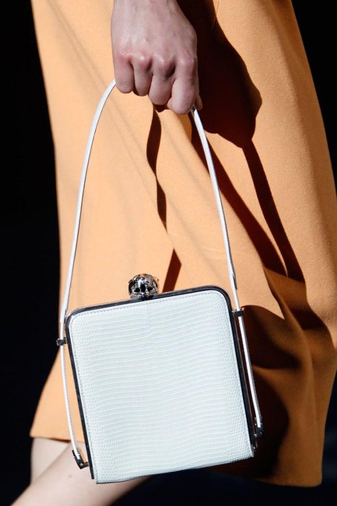 Mugler handbag autumn/winter 2013