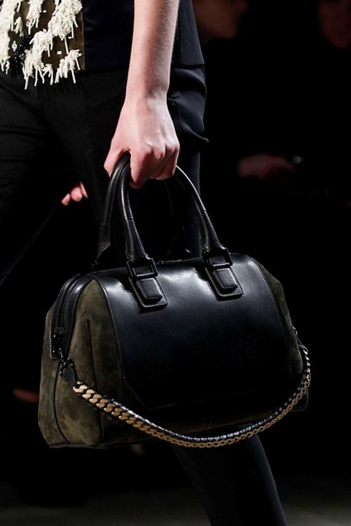 Narciso Rodriguez handbag autumn/winter 2013