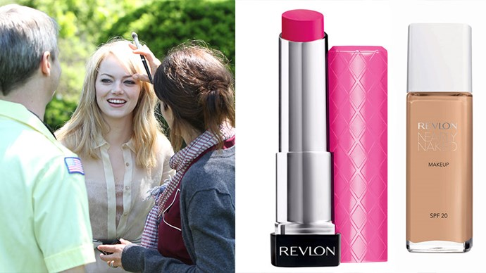 Emma Stone for Revlon