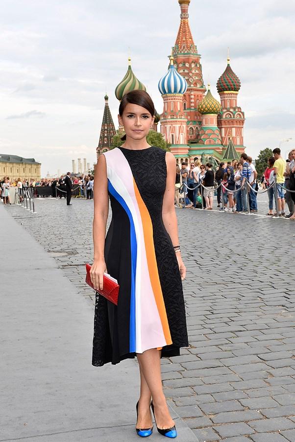 Miroslava Duma in Russia