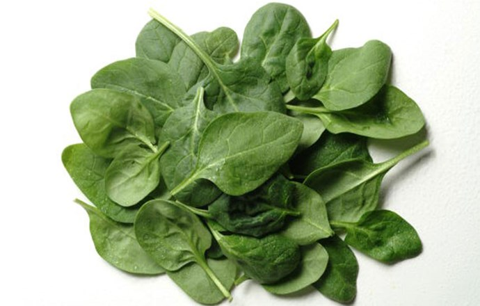 Spinach <br>The green is rich in magnesium, important for healthy nerve function, which can settle restless sleepers prone to twitching.