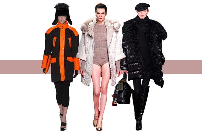 Hit the slopes in style with new-season puffers, gloves and cosy headgear. Not a big snowgoer? Never fear - Michael Kors made a big style statement on the runway this winter and proved you don't have to pull off powder pirouettes to do ski chic. In fact, you don't even have to go up a mountain. Bonus.