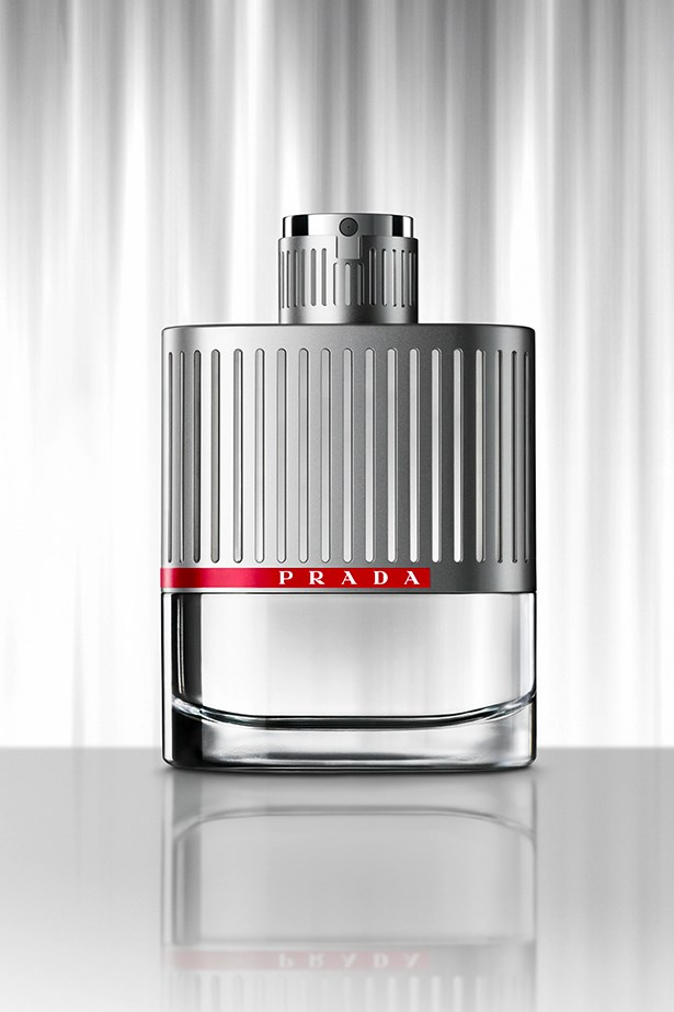 <strong>Luna Rossa, $124, Prada, (02) 9663 4277</strong> Scents by the Italian fashion house are routinely light and fresh, and this one, inspired by the competition sail boat of the same name, is no exception. The lavender top note is subtly feminine, while mint and orange give it kick.