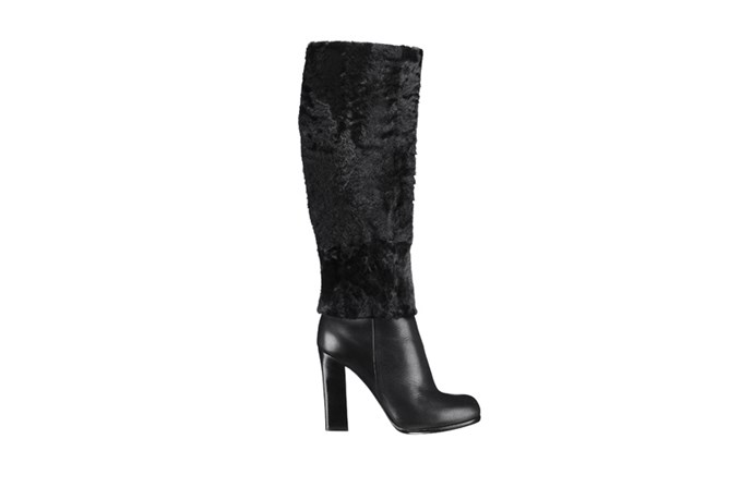 Boots, $1,450, Christian Dior, 02 9229 4600