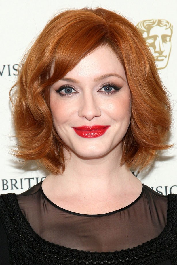Retro-loving <em>Mad Men</em> actress Christina Hendricks shows you can never have too much of a good thing.