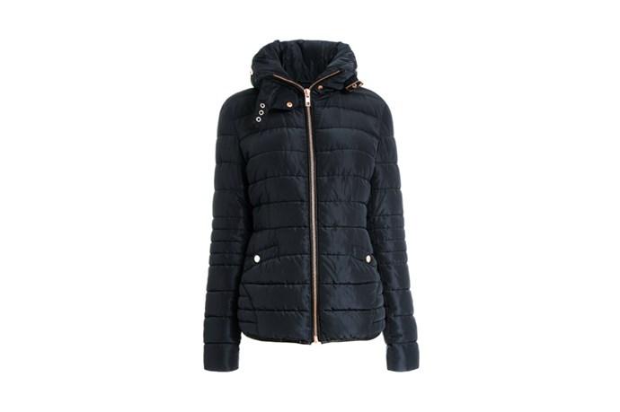 "Jacket, $84, Next, <a href=""http://nextdirect.com"">nextdirect.com</a>"