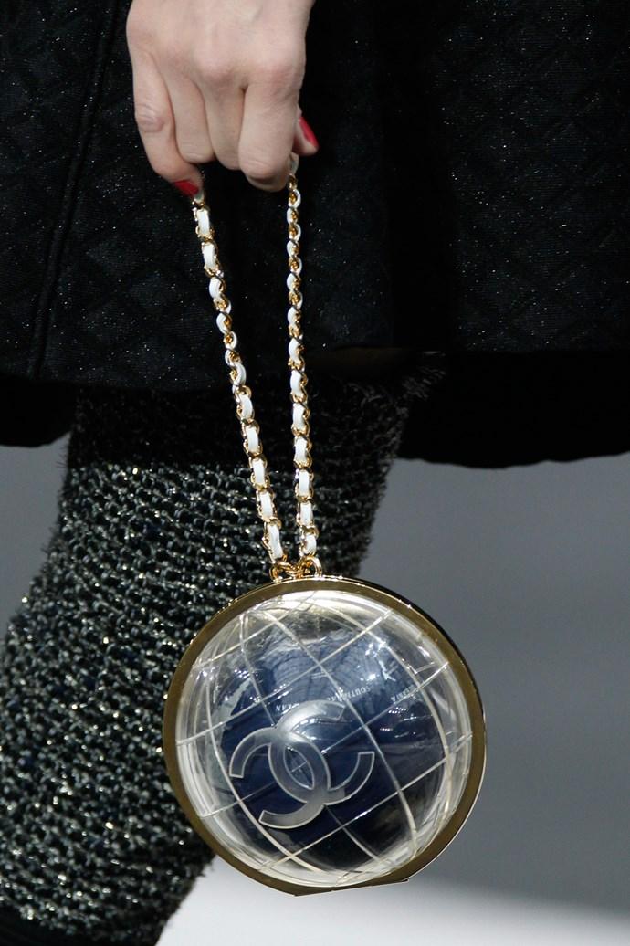 Chanel handbag autumn/winter 13-14