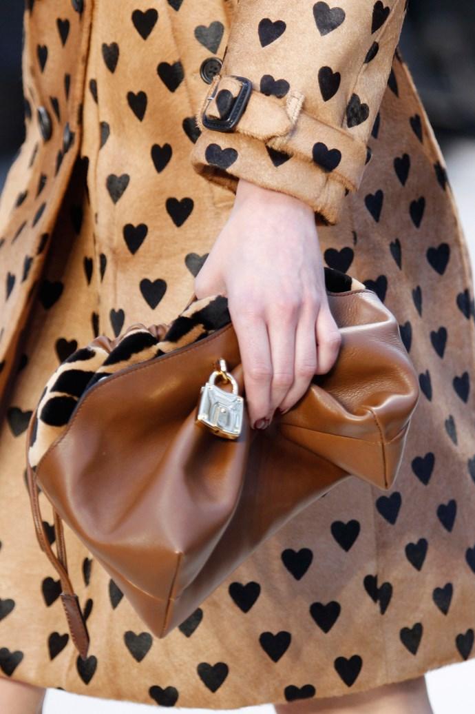 Burberry Prorsum handbag autumn/winter 13-14